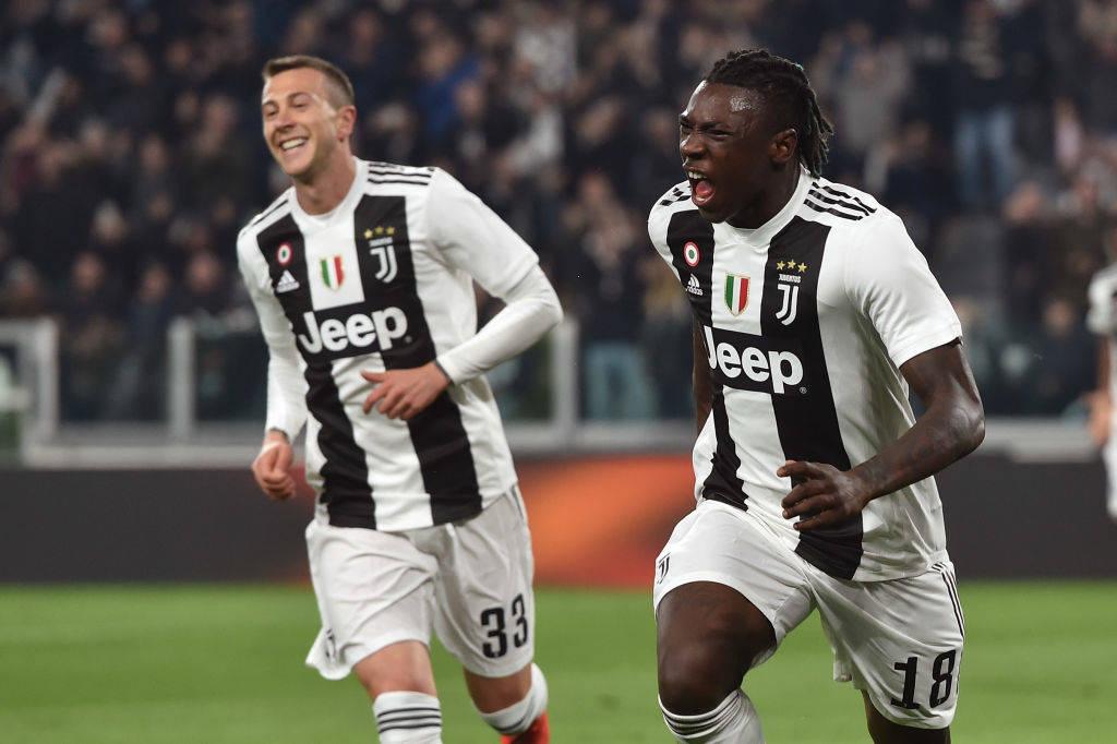Moise Kean dhuron spektakël, Juventusi triumfon lehtësisht ndaj Udineses