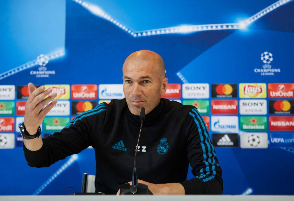 Në Spanjë e bëjnë fakt të kryer, Zidane rikthehet te Reali