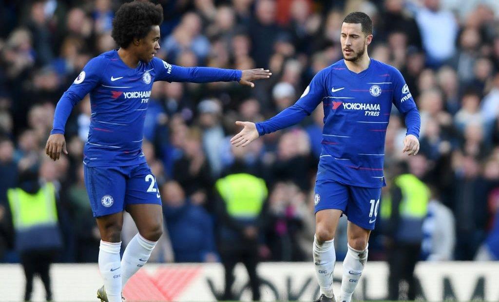 Notat e lojtarëve: Chelsea 1-1 Wolverhampton, Hazard lojtar i ndeshjes