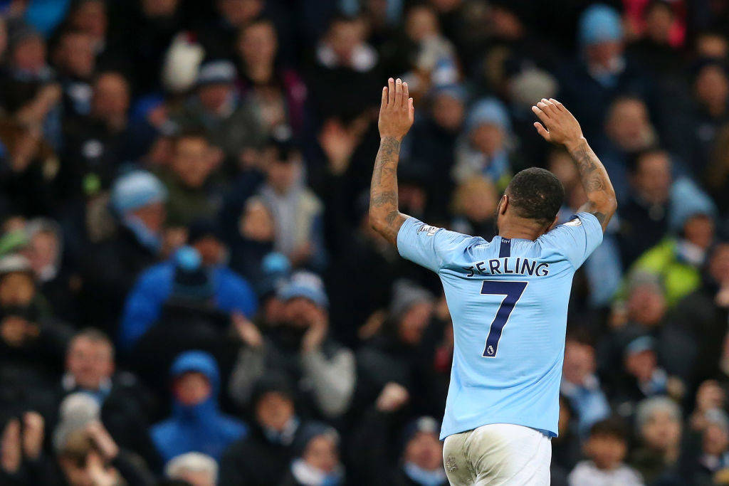 Notat e lojtarëve: Manchester City 3-1 Watford, Sterling lojtari i ndeshjes