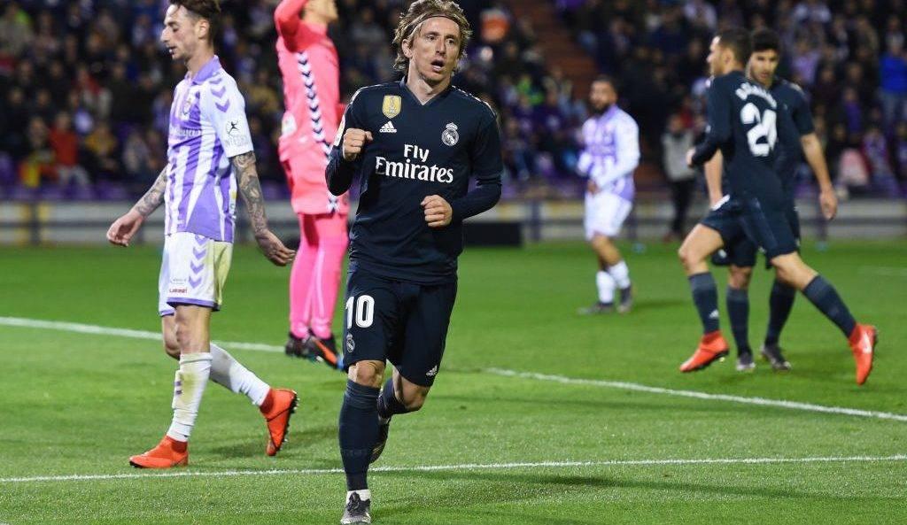 Real Madridi i kthehet fitores në La Liga, mposht Valladolidin