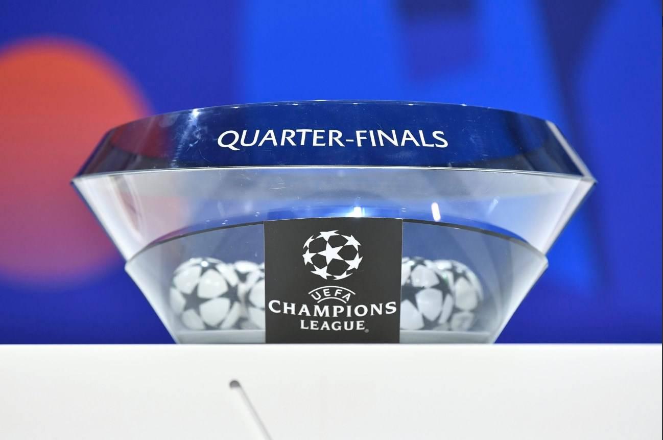 UEFA publikon datat e ndeshjeve çerekfinale në Ligën e Kampionëve
