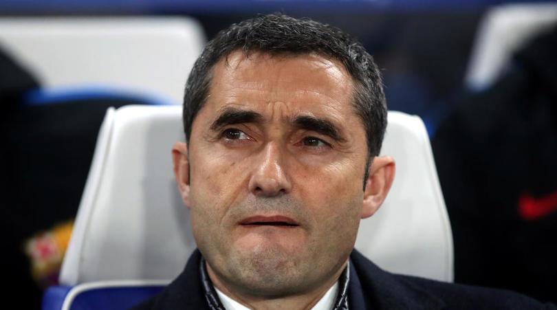 Valverde thotë se Barca duhet të ketë kujdes nga Rayo