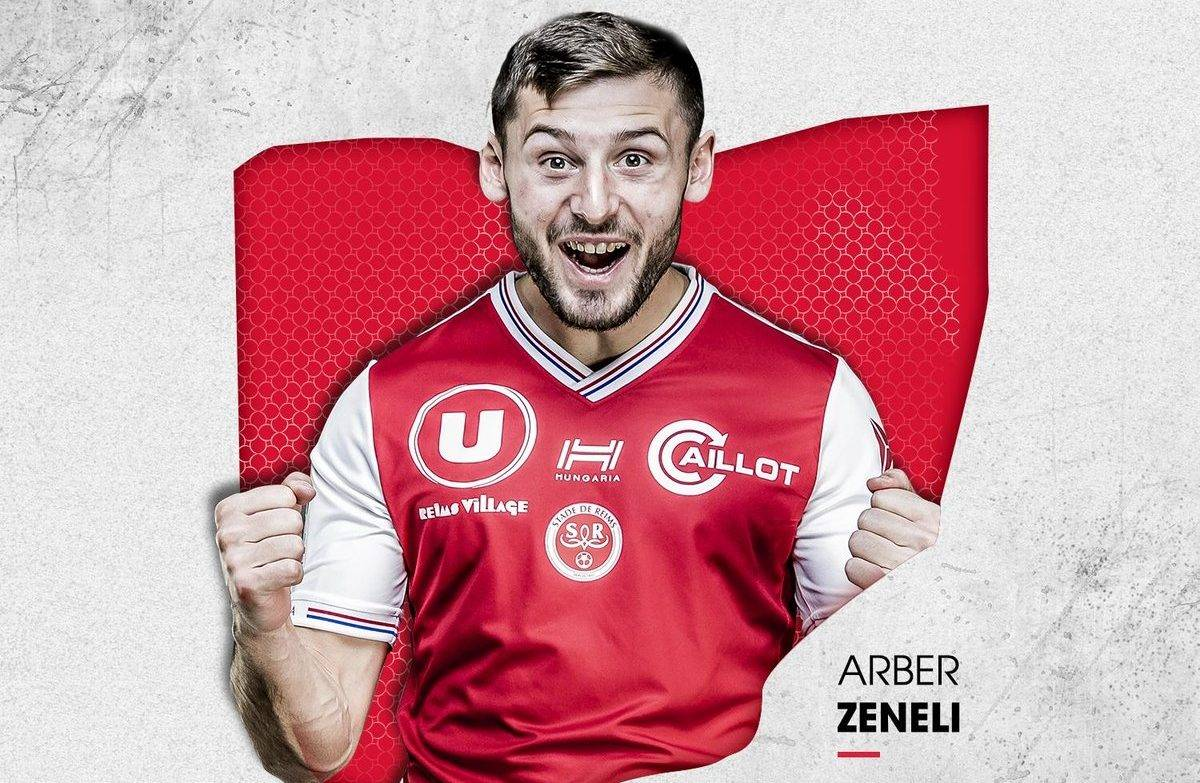 Zeneli vazhdon me gola te Reims, i shënon edhe Dijonit