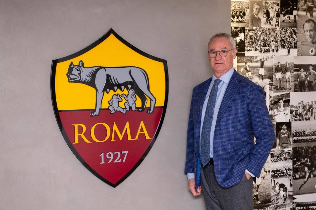 Zyrtare: Ranieri trajner i ri i Romës