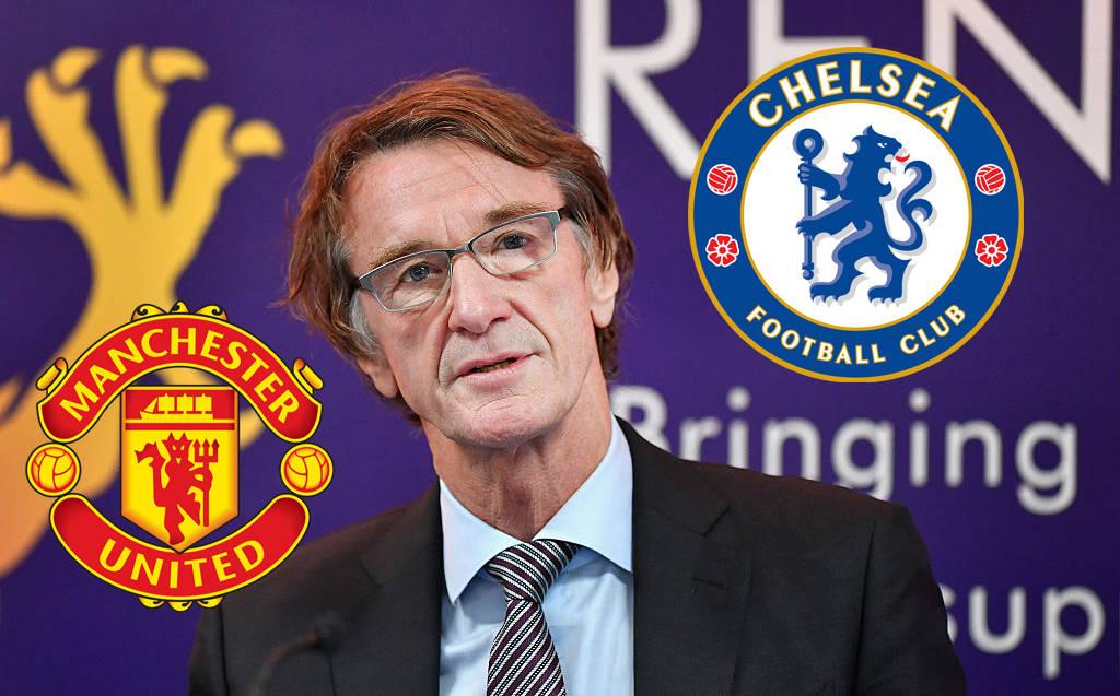 Kush është Jim Ratcliffe – tifozi i Manchester Unitedit që dëshiron ta blejë Chelsean