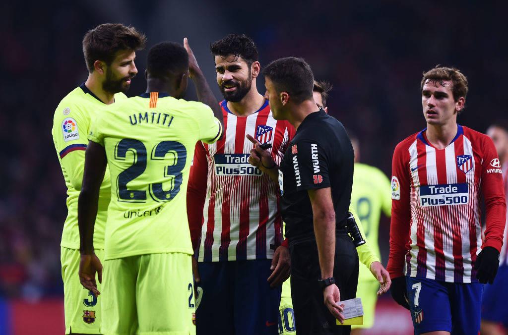 Umtiti nuk është i sigurt nëse Barcelona mund ta tundojë Griezmannin