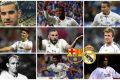 Vinicius, Benzema, Beckham dhe shtatë yjet tjera që zgjodhën Real Madridin duke e refuzuar Barcelonën