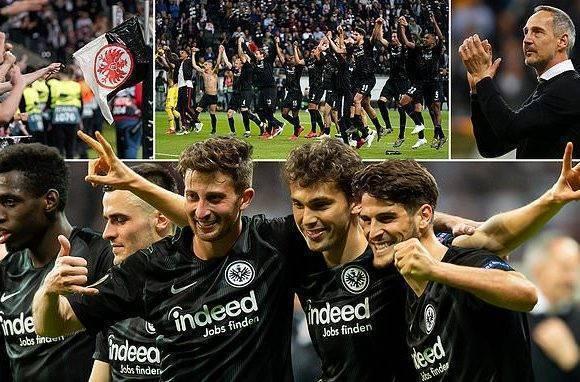 Ata eliminuan Interin dhe Benfican, kanë sulm të frikshëm dhe tifozët më të çmendur në Gjermani – Pse Frankfurti mund të bëjë befasinë deri në fund