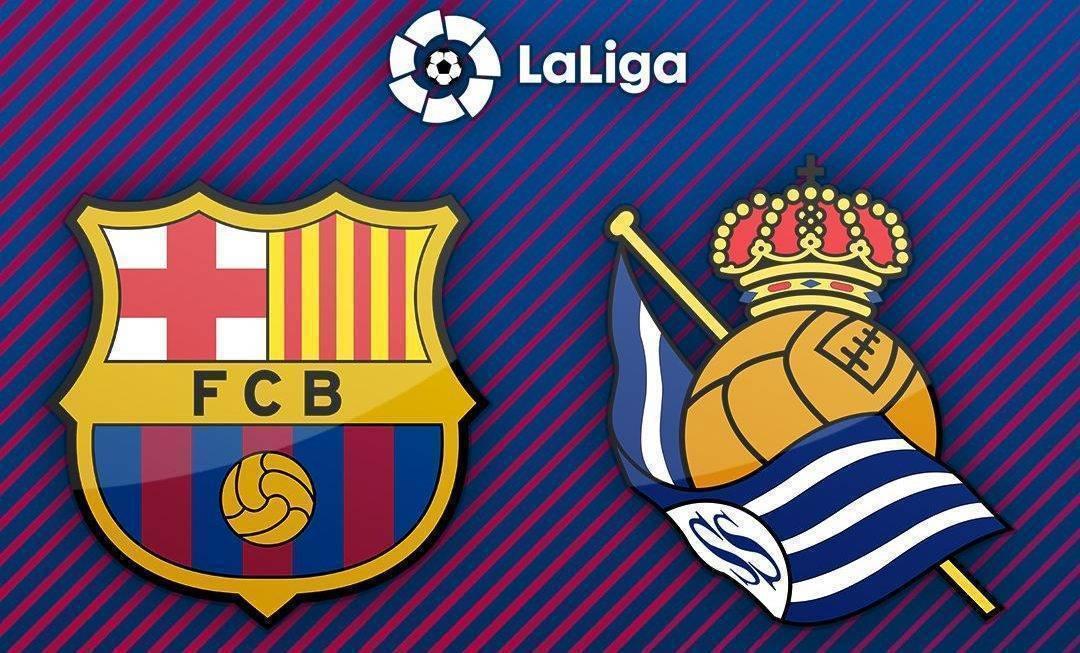 Barcelona pret fitore ndaj Sociedadit, formacionet zyrtare