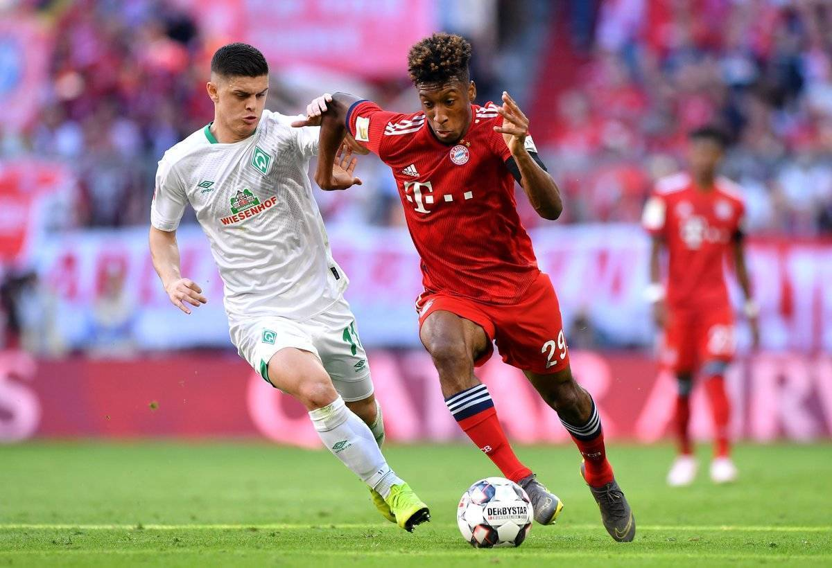 Bayern Munich 1-0 Werder Bremen, nota e Rashicës dhe të tjerëve