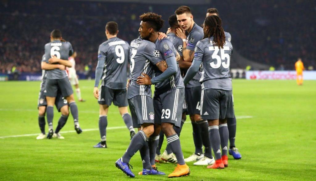 Bayerni fiton pa problem në udhëtim te Dusseldorfi