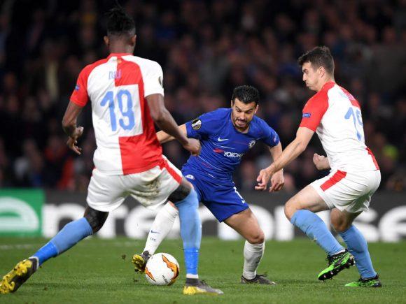 Chelsea 4:3 Slavia Pragë, notat e lojtarëve: Shkëlqejnë Pedro dhe Giroud