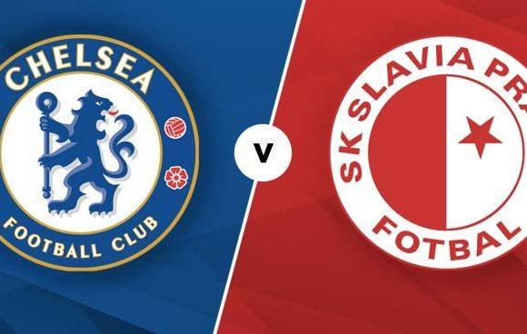 Chelsea – Slavia Pragë, formacionet zyrtare
