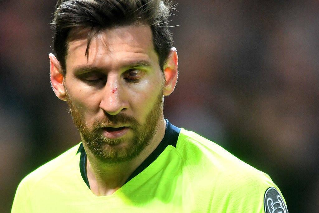 Dalin testet për dëmtimin e Lionel Messit në ndeshje ndaj Manchester Unitedit