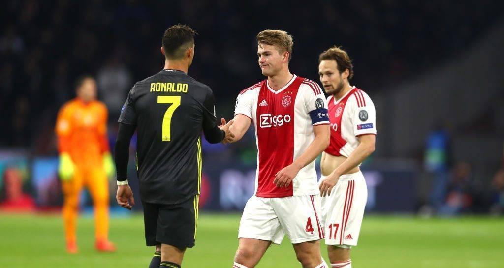 De Ligt: Ronaldo grabitqar në zonë, ndeshja e dytë do të jetë e fortë