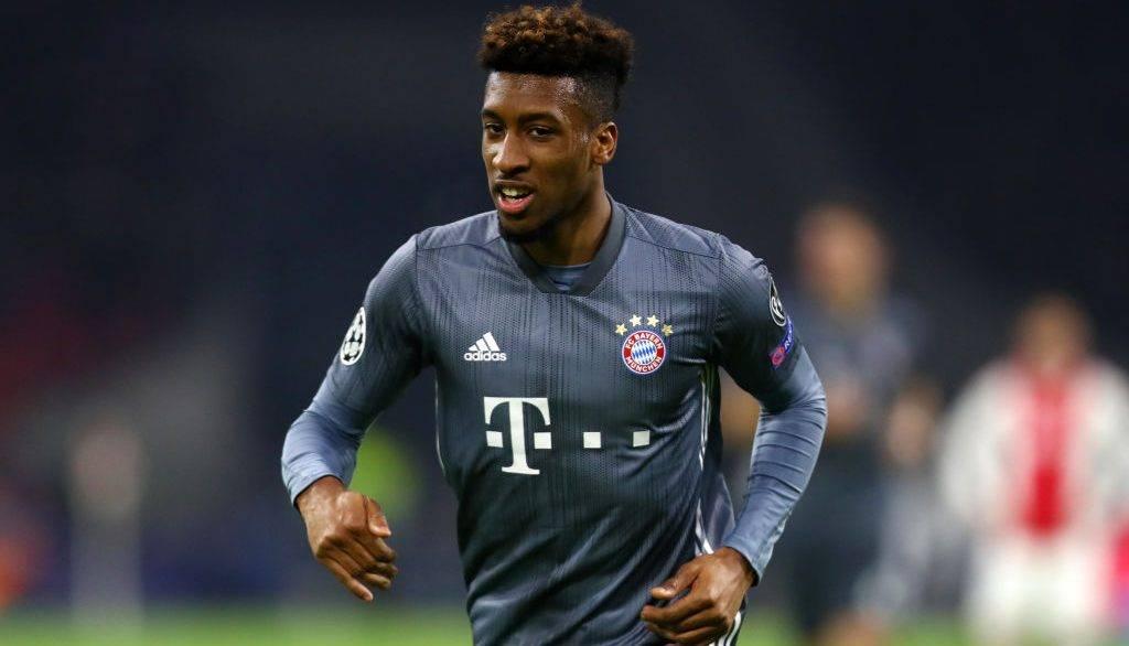 Dusseldorf 1-4 Bayern: Notat e lojtarëve, Coman më i miri