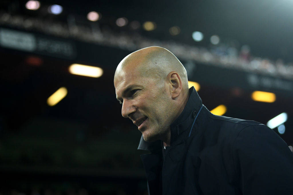 Dyshja e rilindur te Real Madridi nën drejtimin e Zinedine Zidanes, trajner francez do të kërkojë qëndrimin e tyre
