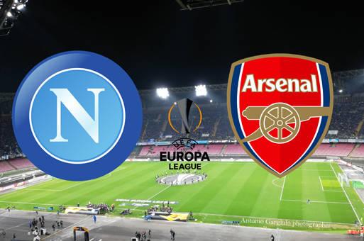 Formacionet zyrtare, Napoli – Arsenal