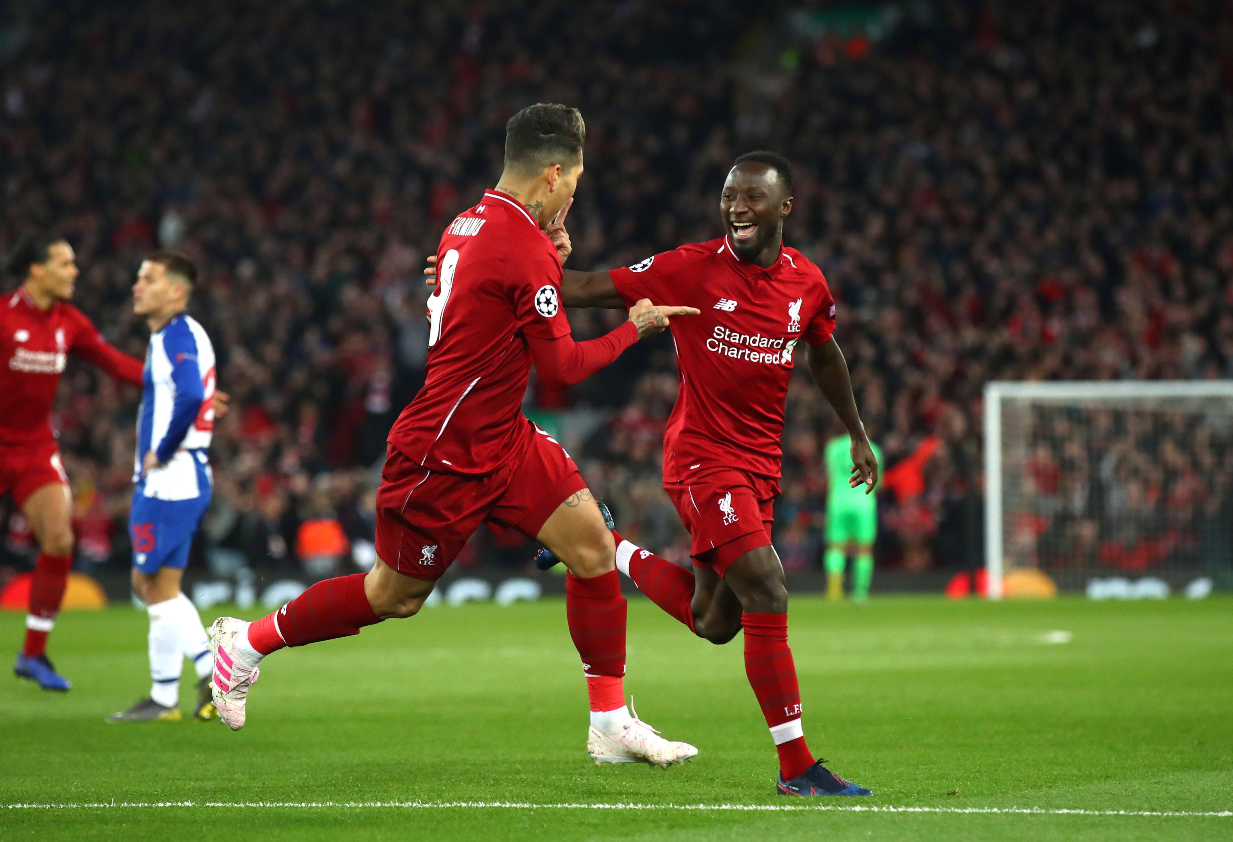 Formacioni më i mirë i ndeshjeve të para çerekfinale të Ligës së Kampionëve – Ronaldo në sulm, dominojnë lojtarët e Liverpoolit
