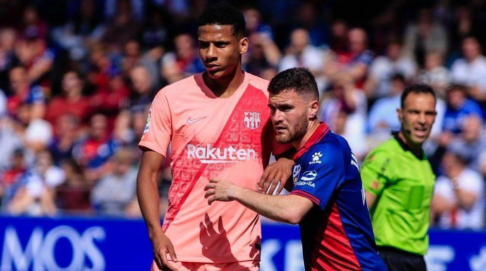 Huesca 0-0 Barcelona: Notat e lojtarëve, Todibo më i miri