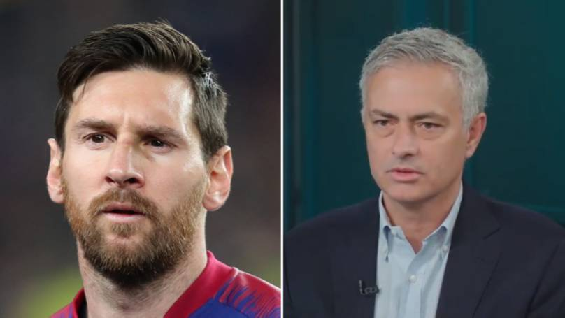 Jose Mourinho i tregon Liverpoolit si ta ndalin Lionel Messin: Duhet të krijosh një 'kafaz'