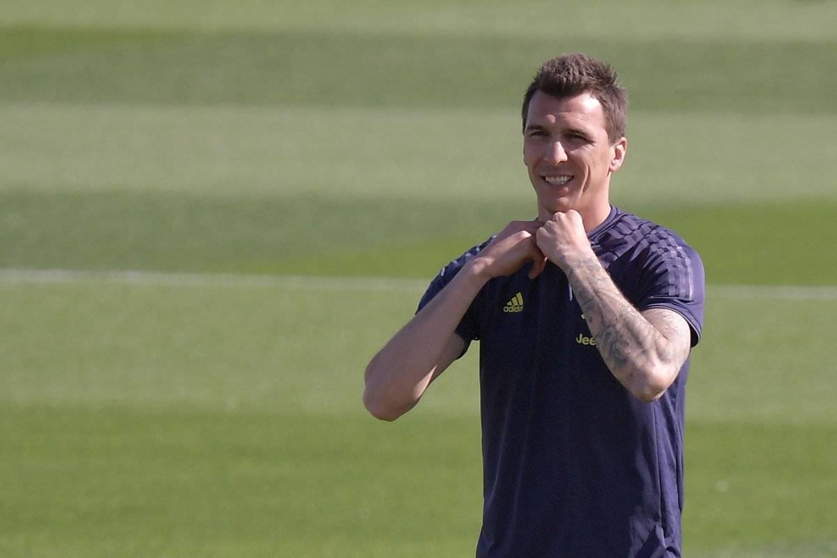 Juventusi publikon skuadrën për Ajaxin, mungon edhe Mandzukic