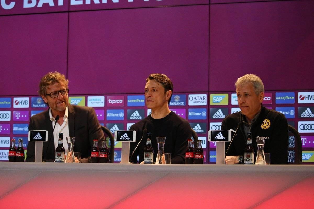 Kovac pas fitores ndaj Dortmundit: Jam krenar me ekipin tim