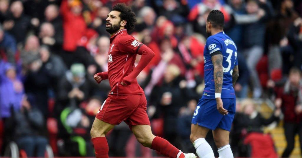 Liverpool 2-0 Chelsea: Notat e lojtarëve, shkëlqen Salah