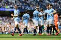 Man City 1-0 Tottenham, notat e lojtarëve