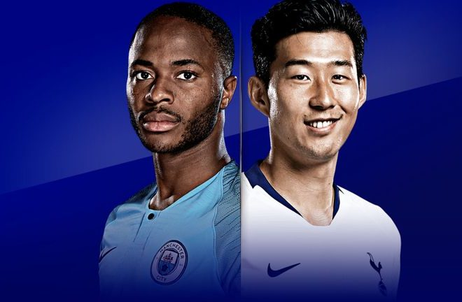 Man City kërkon hakmarrje ndaj Tottenhamit, formacionet zyrtare