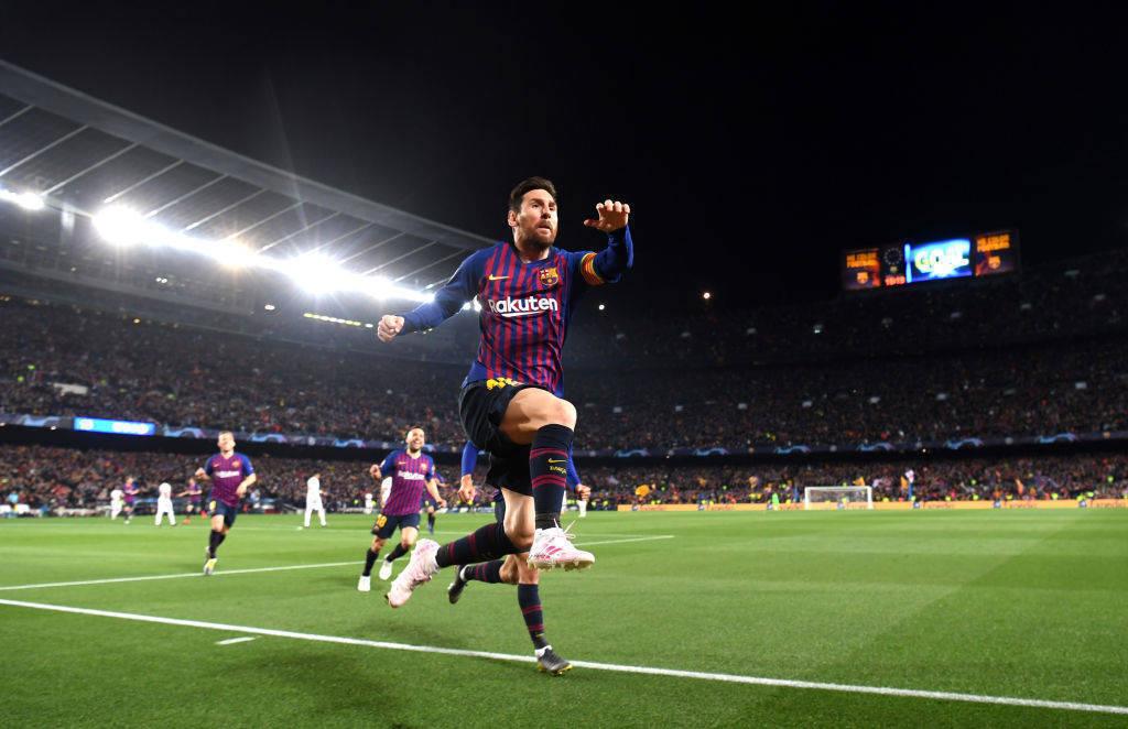 Messi fiton dy çmime, lojtari dhe goli më i mirë i javës në Ligën e Kampionëve