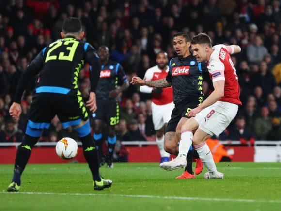 Napoli – Arsenal, formacionet e mundshme të ndeshjes kthyese në Ligën e Evropës