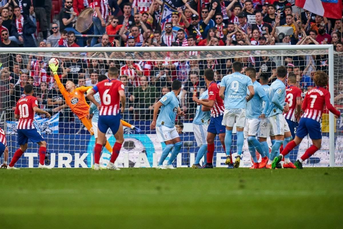 Në rast se iu ka ikur, Griezmann tregon se jo vetëm Messi shënon gola të bukur nga gjuajta e lirë