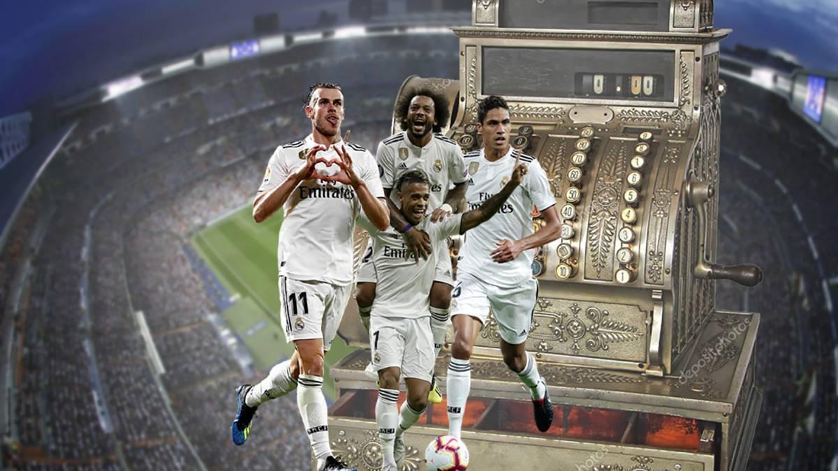Nëntë lojtarët që mund të largohen nga Real Madridi