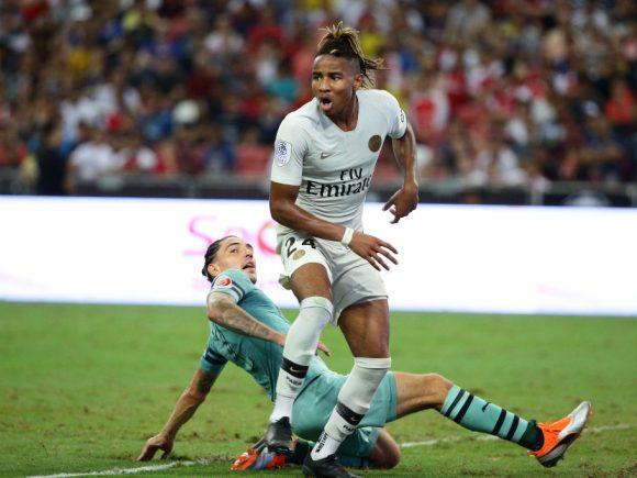 Nkunku mund ta braktis PSG-në për Arsenalin