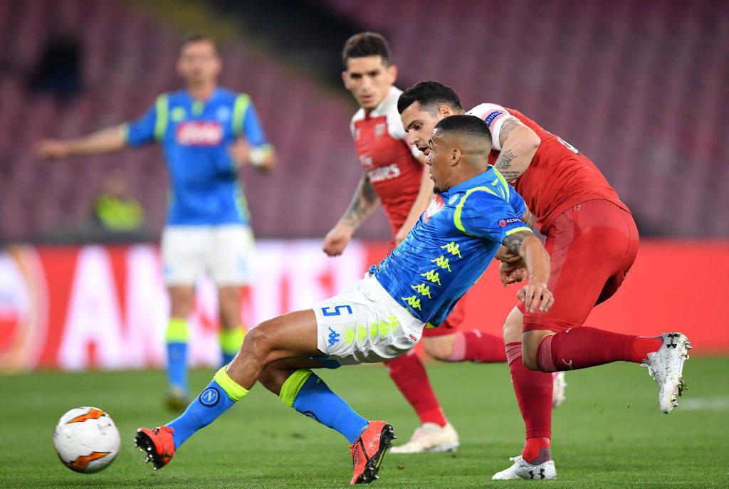 Notat e lojtarëve, Napoli 0-1 Arsenal: Vlerësimi për Granit Xhakën pozitiv