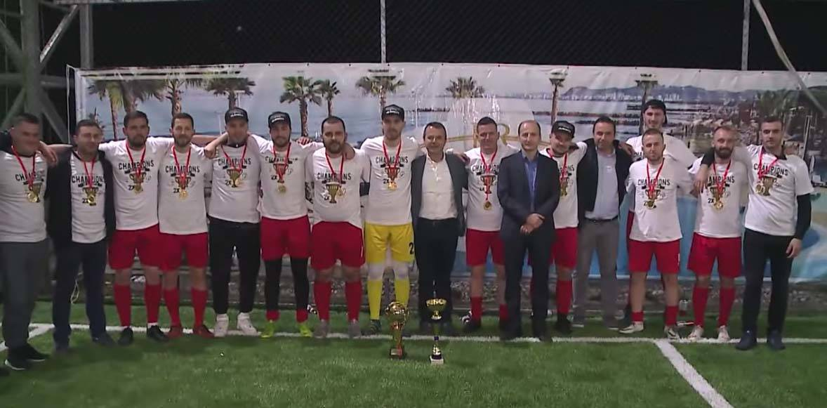 Prestigj 'pushton' minifutbollin, kualifikohet në Champions
