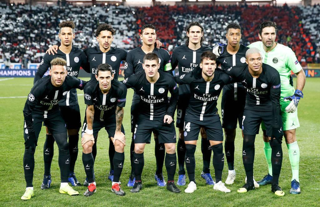 PSG shpallet matematikisht kampion në Ligue 1