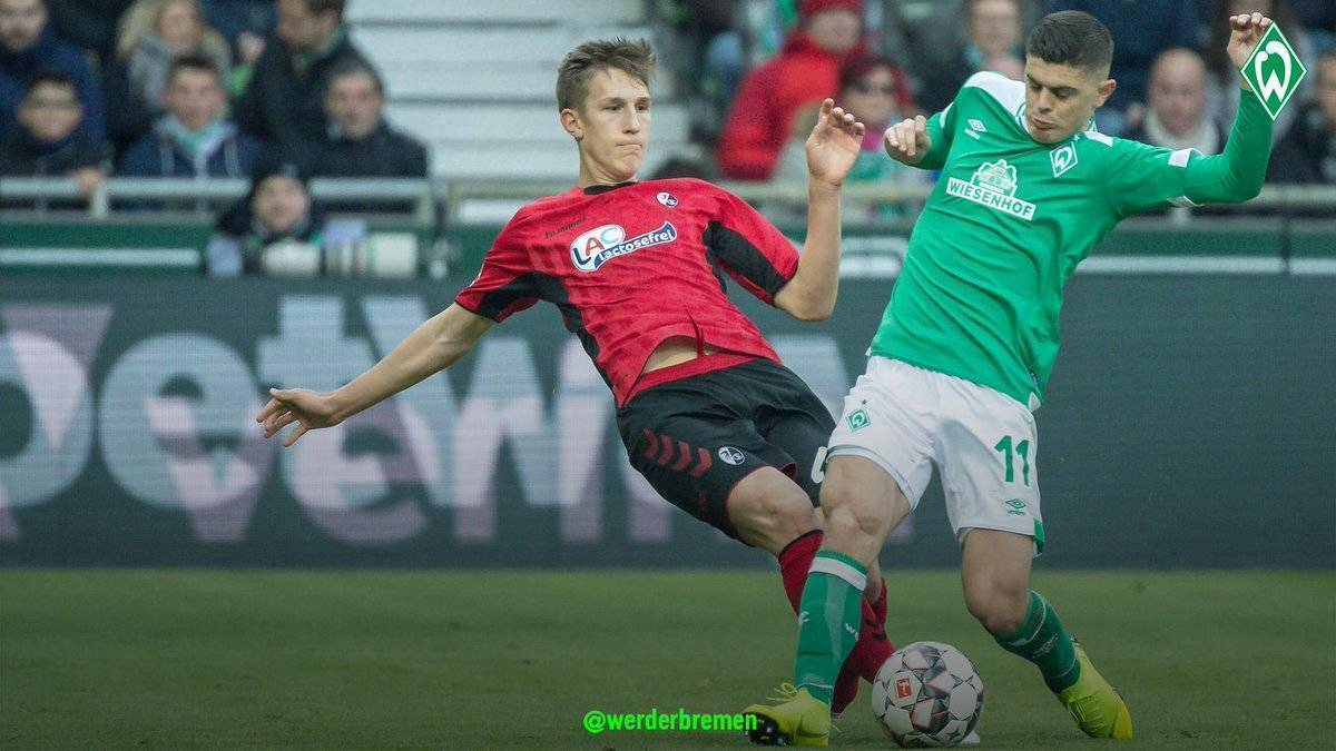 Rashica asiston në fitoren e Werderit ndaj Freiburgut