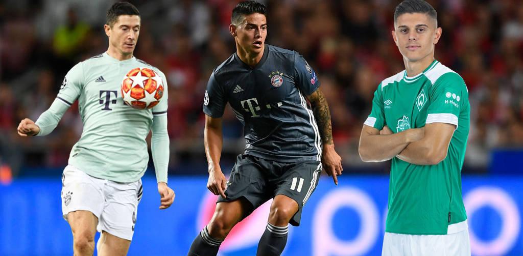 Rashica ka nevojë për votat e shqiptarëve, në garë me Lewandowskin, James Rodriguezin dhe një serb për futbollistin e muajit