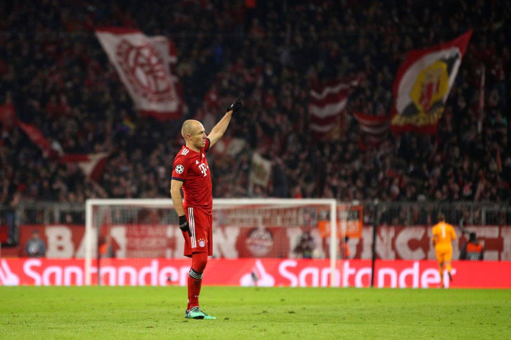 Robben largohet nga Bayerni, e ardhmja e tij në MLS