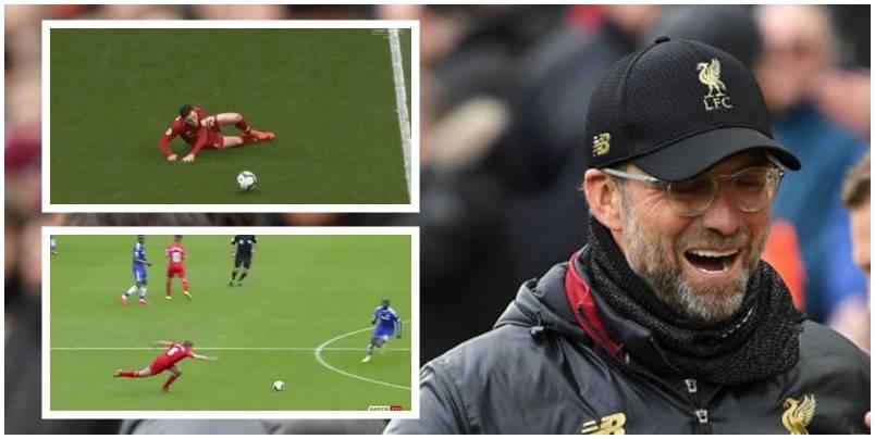 Robertson rikthen mallkimin e Gerrardit? Gazetari i Sky Sport tregon se si reagoi Klopp në ato momente