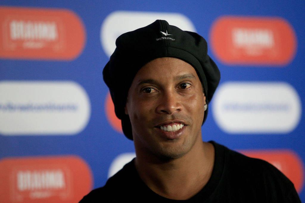 Ronaldinho pret fitore nga Barça ndaj Man Utd në Camp Nou