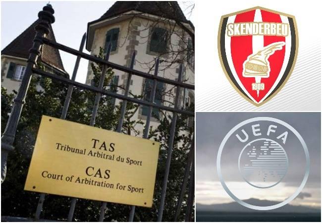 Skënderbeu, seanca dëgjimore në CAS, Shehi jep lajmin pozitiv