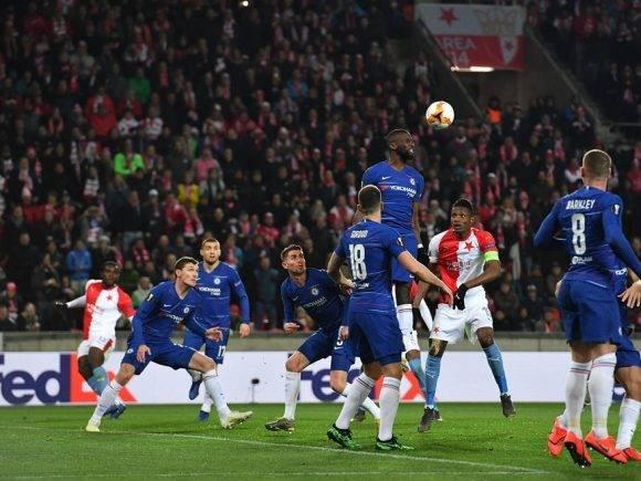 Slavia Praga 0-1 Chelsea: Notat e lojtarëve, më i mirë në fushë ishte Willian