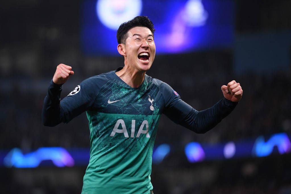 Son bëhet golashënuesi më i mirë aziatik në histori të Ligës së Kampionëve