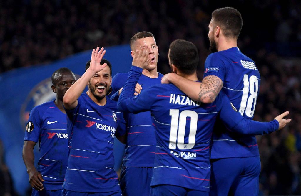 Spektakël në Londër, Chelsea mposht edhe në ndeshjen e dytë Slavia Pragën dhe kalon në gjysmëfinale të EL