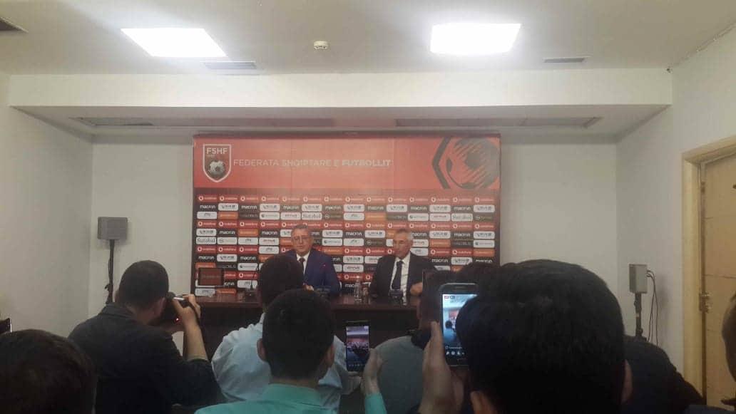 Trajneri i ri me ide të qarta: Ja si do të luajë Shqipëria