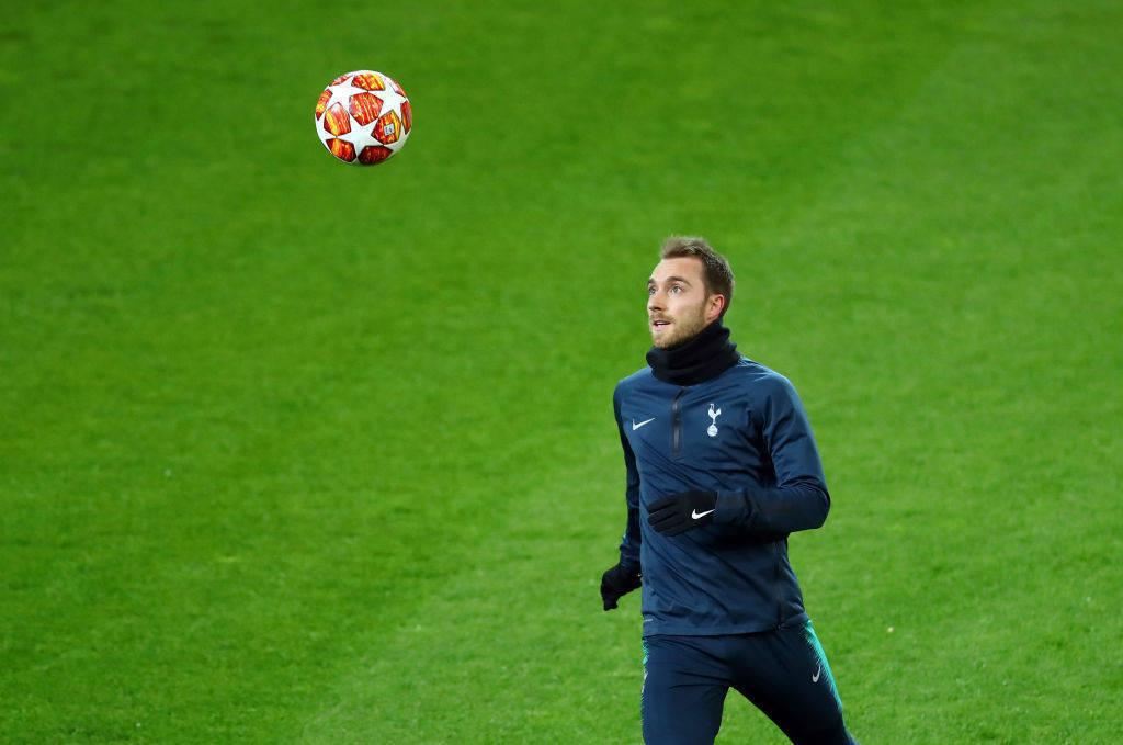 United parakalon Realin për Eriksenin, kontratë tri herë më të lartë danezit